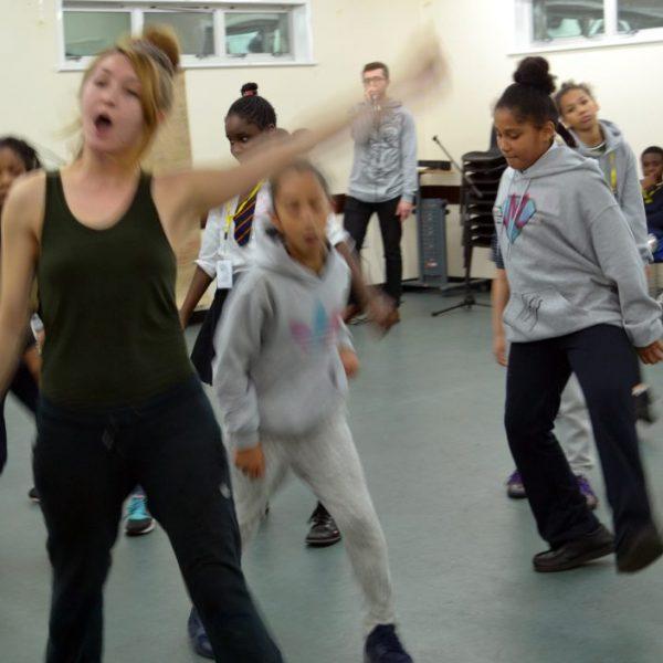 Charlotte Quartermaine - Associate Performer, Workshop Leader